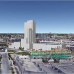 24-story Park East building height approved, developer mum on future use