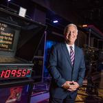 Scoring big in <strong>the</strong> Bay Area: NBC Sports exec Tom Stathakes is taking on ESPN and winning (360 video)
