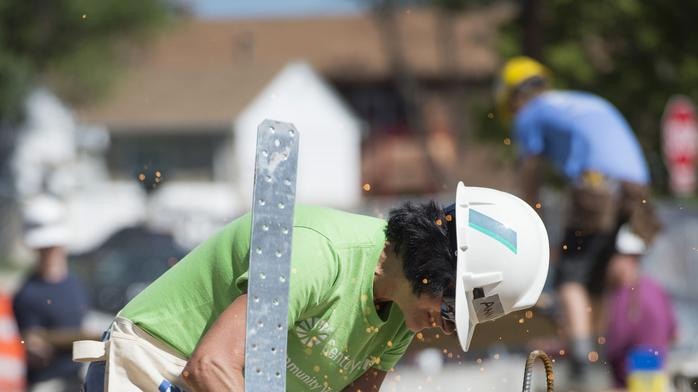 Picture This: Building a community with Habitat for Humanity