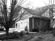 The photo captures the home in Greensboro where Market America was started.
