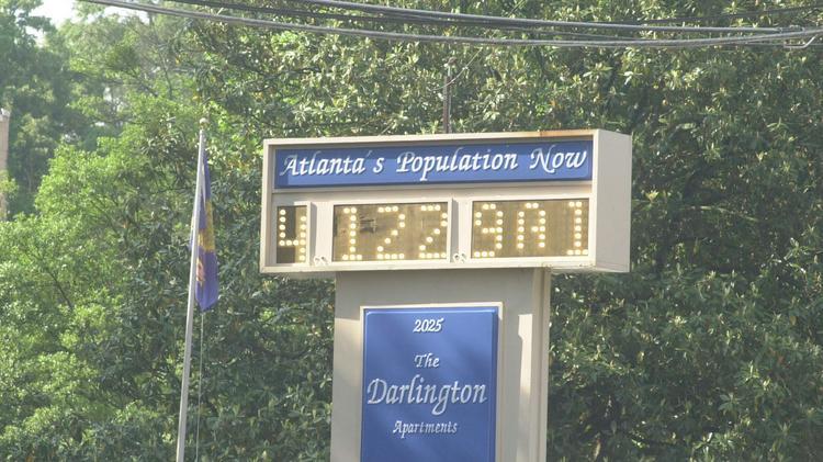 Atlanta Landmark The Darlington Apartments S For 30 Million