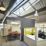 Cool Offices: Sleek Center City headquarters