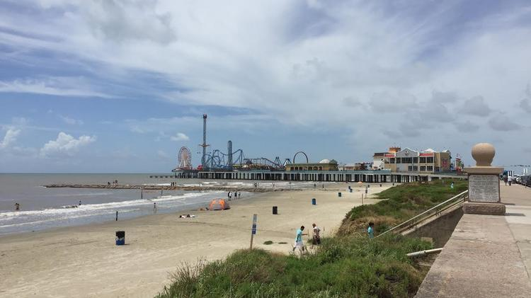 Galveston Wraps Up Beach Improvement