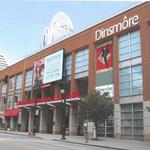 Dinsmore planning to put its name on Cincinnati Reds Hall of Fame & Museum