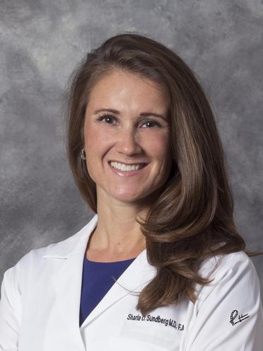 Dr. Sharla Sundberg
