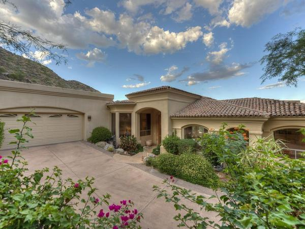 Rare Estate Sits on One of the Highest Points in Paradise Valley