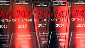 Inside OBJ's 2017 CEOs of the Year awards luncheon