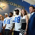 The Dallas Cowboys continue to make The Star brighter in Frisco (Video)