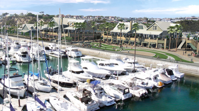 Plans for $200M renovation of Dana Point Harbor could include a surf museum