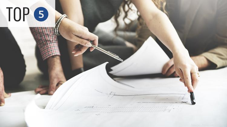 Top Of The List: Nashvilleu0027s Biggest Architectural Firms