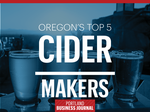 List Leaders: Meet Oregon's top 5 cider makers