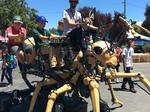 Photos: Maker Faire draws 150,000 for big DIY show and tell