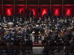 Unique view: Execs sit on stage to watch Milwaukee Symphony Orchestra: Slideshow