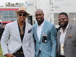 NFL stars, Maryland politicians among faces at 2017 Preakness