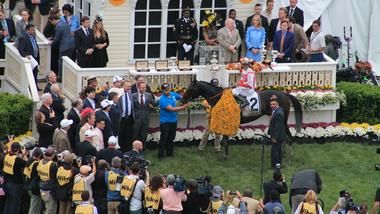 Did you go to the Preakness?