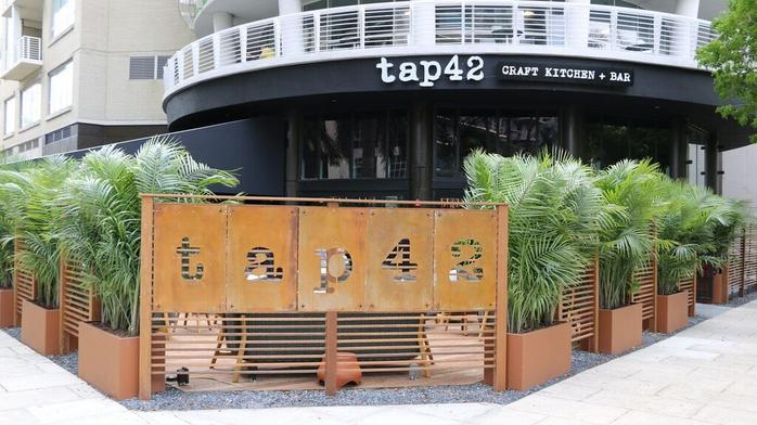 Tap 42 opens in Miami's Midtown