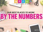 Our 2017 Best Places to Work winners by the numbers