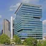 Newest building designed by <strong>John</strong> <strong>Portman</strong> & Associates opens in Charlotte