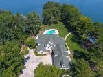 Home of the Day: Private Lake Norman Waterfront Retreat on 1.29 Acre Point