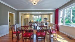 Secluded Home in Duke University Homesites