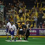 ​Georgia Swarm heading to NLL Champion's Cup