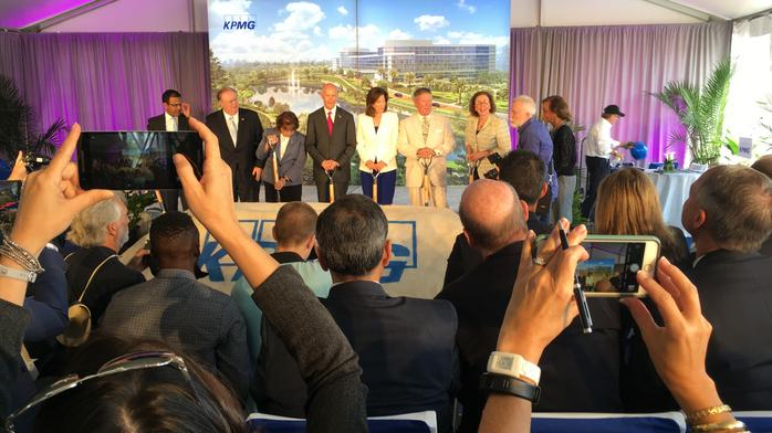 New KPMG complex in Lake Nona to generate 1,000 jobs, thousands of visitors