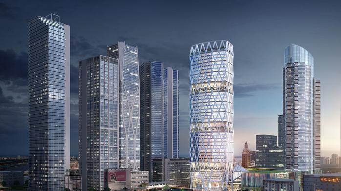 Miami Worldcenter will include major 'Class A' office tower