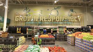 PHOTOS: What's different about new Whole Foods store