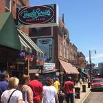 See inside: New Beale Street candy store
