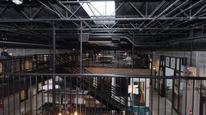 Betamore's new City Garage space 'adds another level to what we're trying to do' [Photos]