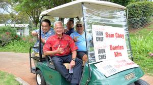 Slideshow: Hawaii State AFL-CIO hosts 13th annual charity golf tournament