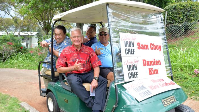 Slideshow: Hawaii State AFL-CIO hosts 13th annual charity golf tournament