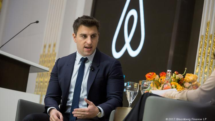 Airbnb's number of listings surpasses amount held by top