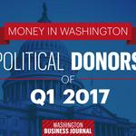 Trump's victory fuels local surge in political donations to Democratic causes. See who's giving.