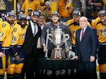 The Predators are going to the Stanley Cup Final: Here's when they'll play