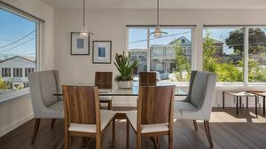 Contemporary 3BR/2BA Three-Level Potrero Hill Home with Views, Garden, Garage