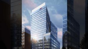 Dominion Realty Partners is planning a 22-story regional headquarters for F.N.B. in downtown Raleigh.