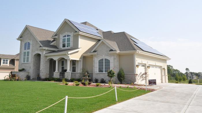 Would you buy a house in a solar subdivision?