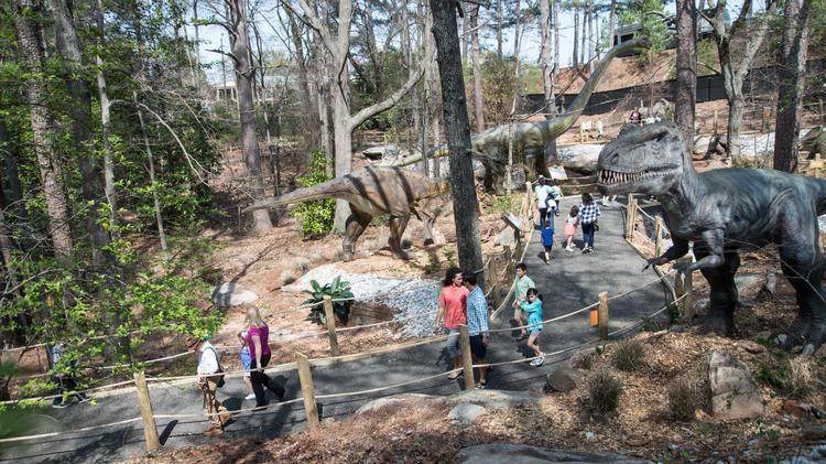 New DeKalb attractions lure visitors - Atlanta Business ...