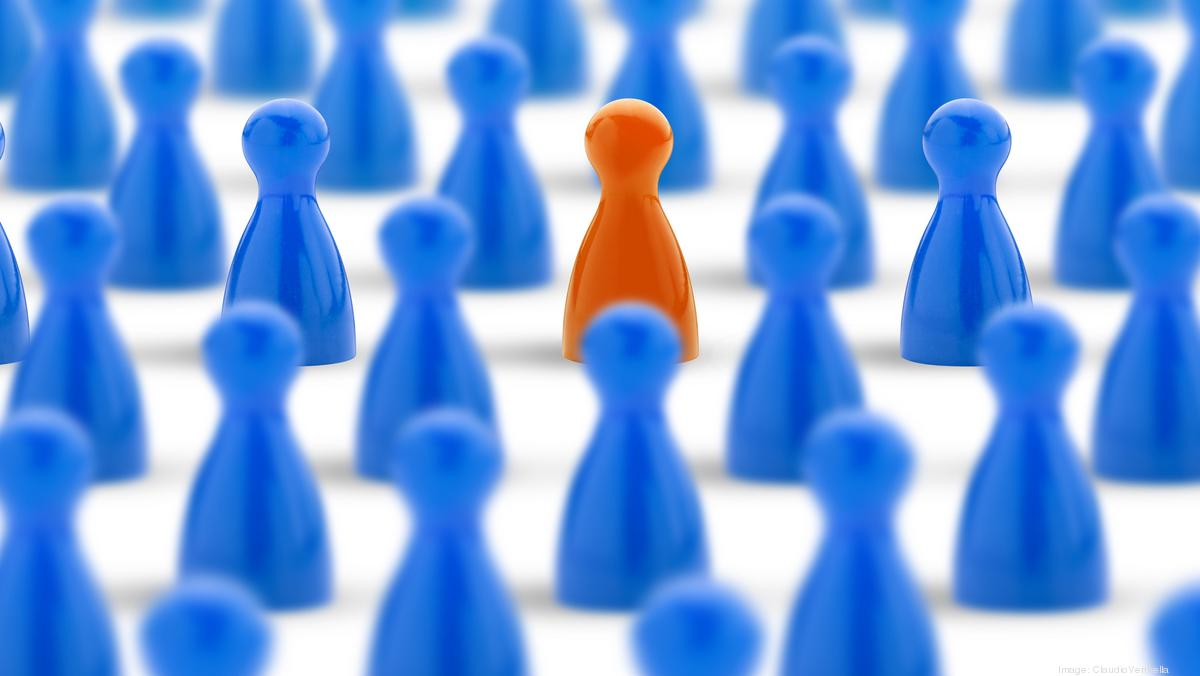 How To Stand Out In A Crowd The Business Journals