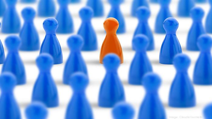 How to stand out in a crowd