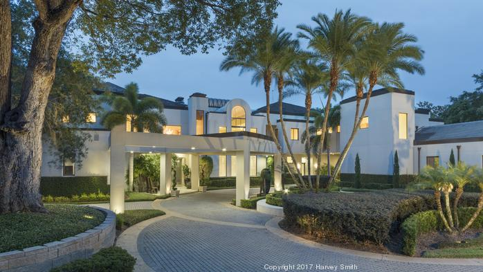 Back on the market: Winter Park mansion once owned by former NBA star Horace Grant for sale