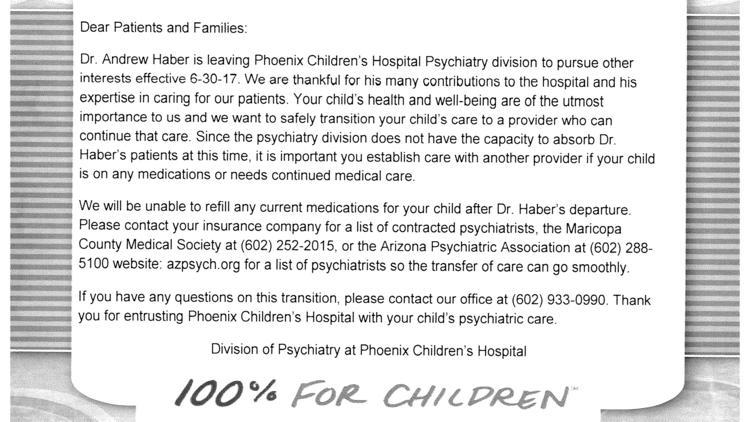 Mom accuses Phoenix Children's Hospital of patient privacy
