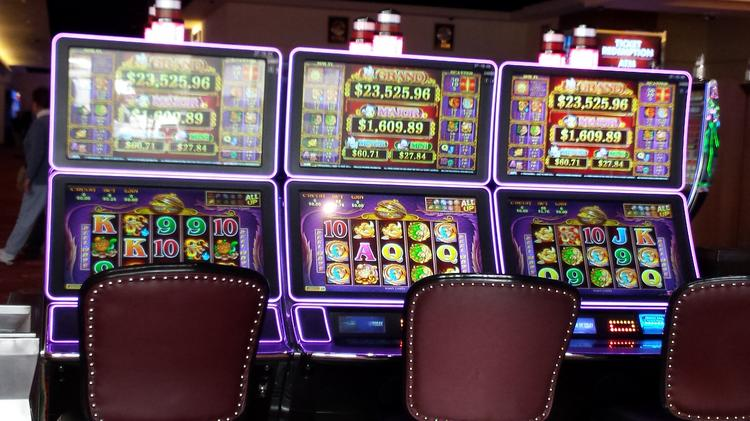 slot machines hard rock casino