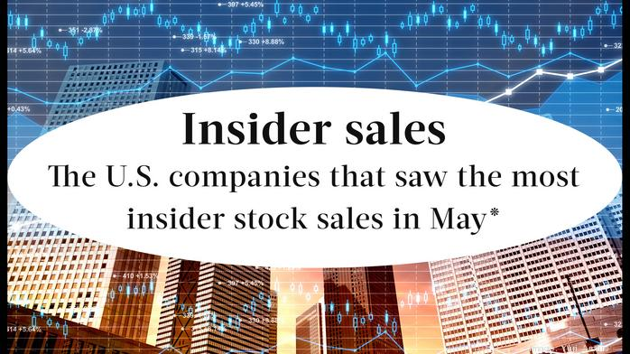 Corporate insiders have sold $4B in stock in 30 days. Here's who's selling.