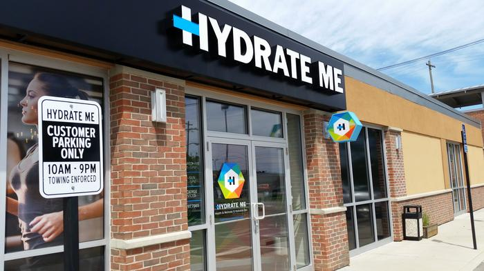Need an IV mineral and vitamin boost? Hydrate Me is open near Grandview