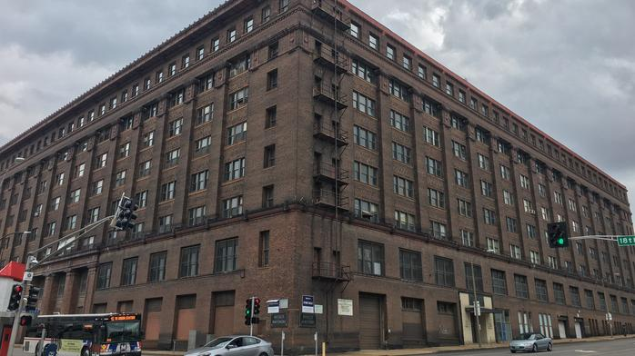 Downtown's Butler Brothers building to be auctioned