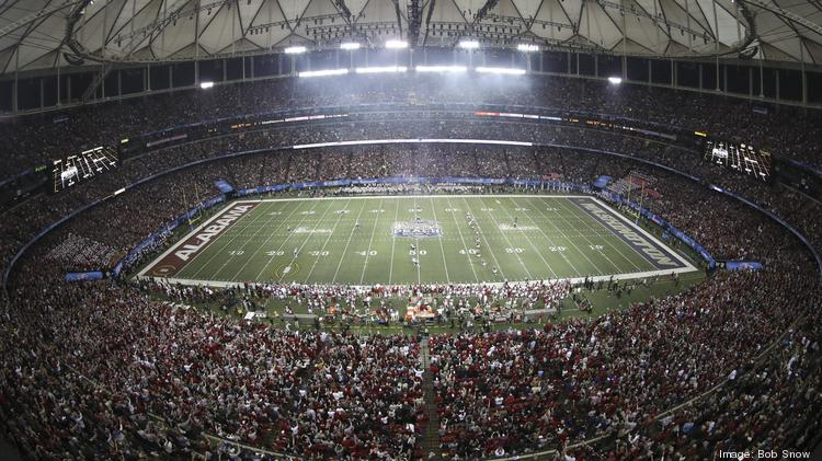 Auburn To Face Undefeated Team In Peach Bowl Return To Mercedes Benz