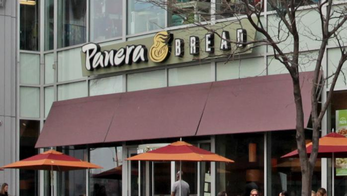 Panera Bread across from Inner Harbor is closing