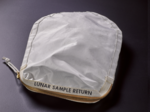Apollo 11 lunar sample bag is ready to take off again — at auction